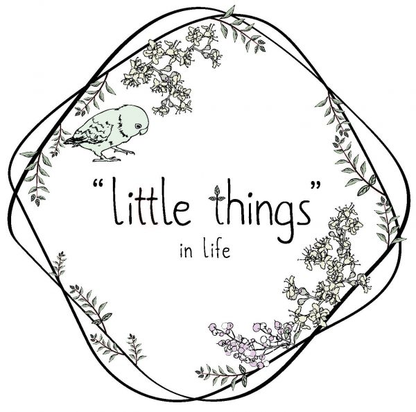 """""""little things"""" in life"""