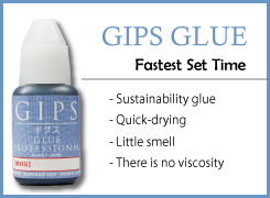 Gips Glue  for eyelash extensions
